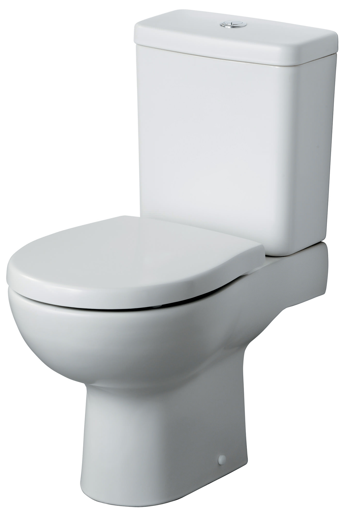 ideal standard create close coupled wc pan 650mm with cistern. Black Bedroom Furniture Sets. Home Design Ideas