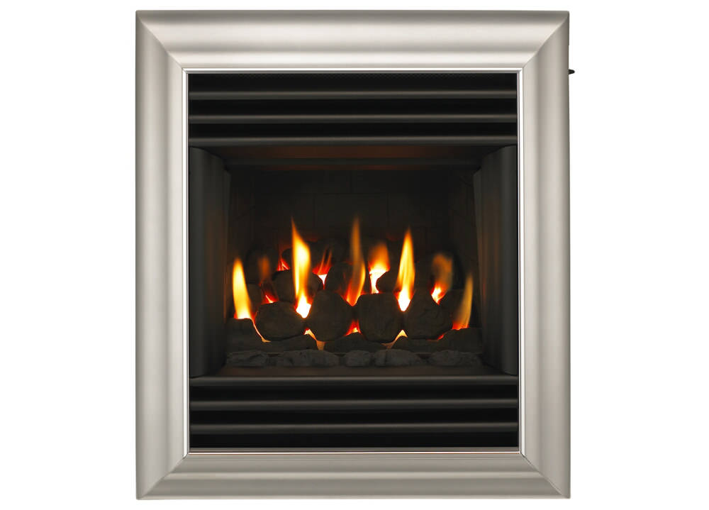 Valor Harmony Homeflame Slide Control Inset Gas Fire