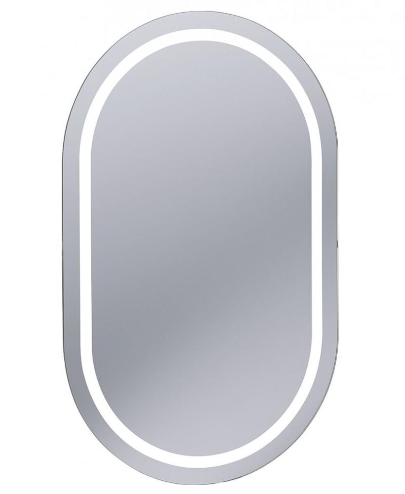 Bauhaus Essence Illuminated Led Back Lit Mirror 500 X