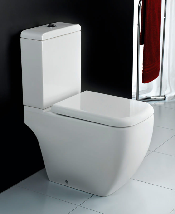 rak metropolitan deluxe close coupled wc and soft close. Black Bedroom Furniture Sets. Home Design Ideas