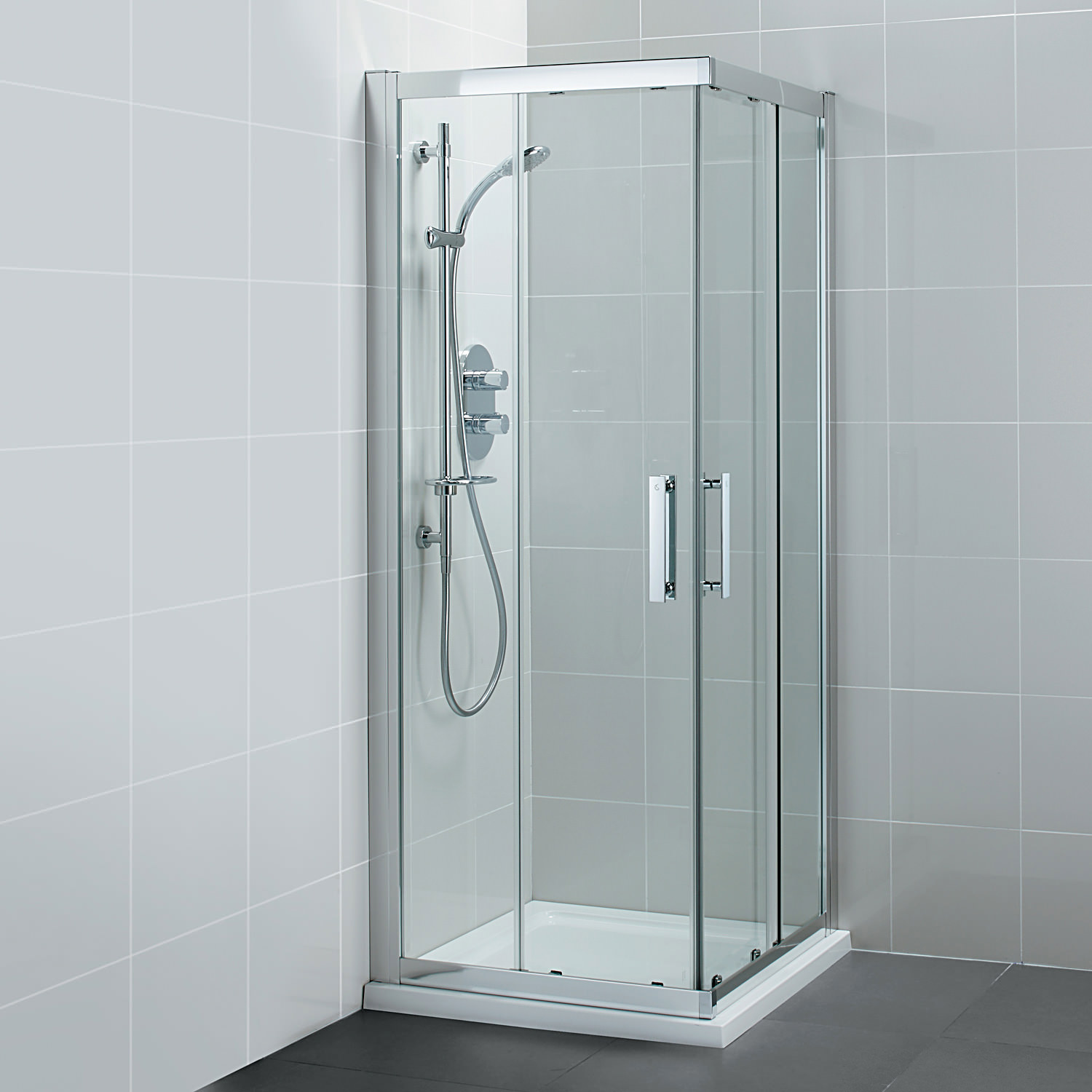 Ideal Standard Synergy Corner Entry Enclosure 800mm - L6280EO
