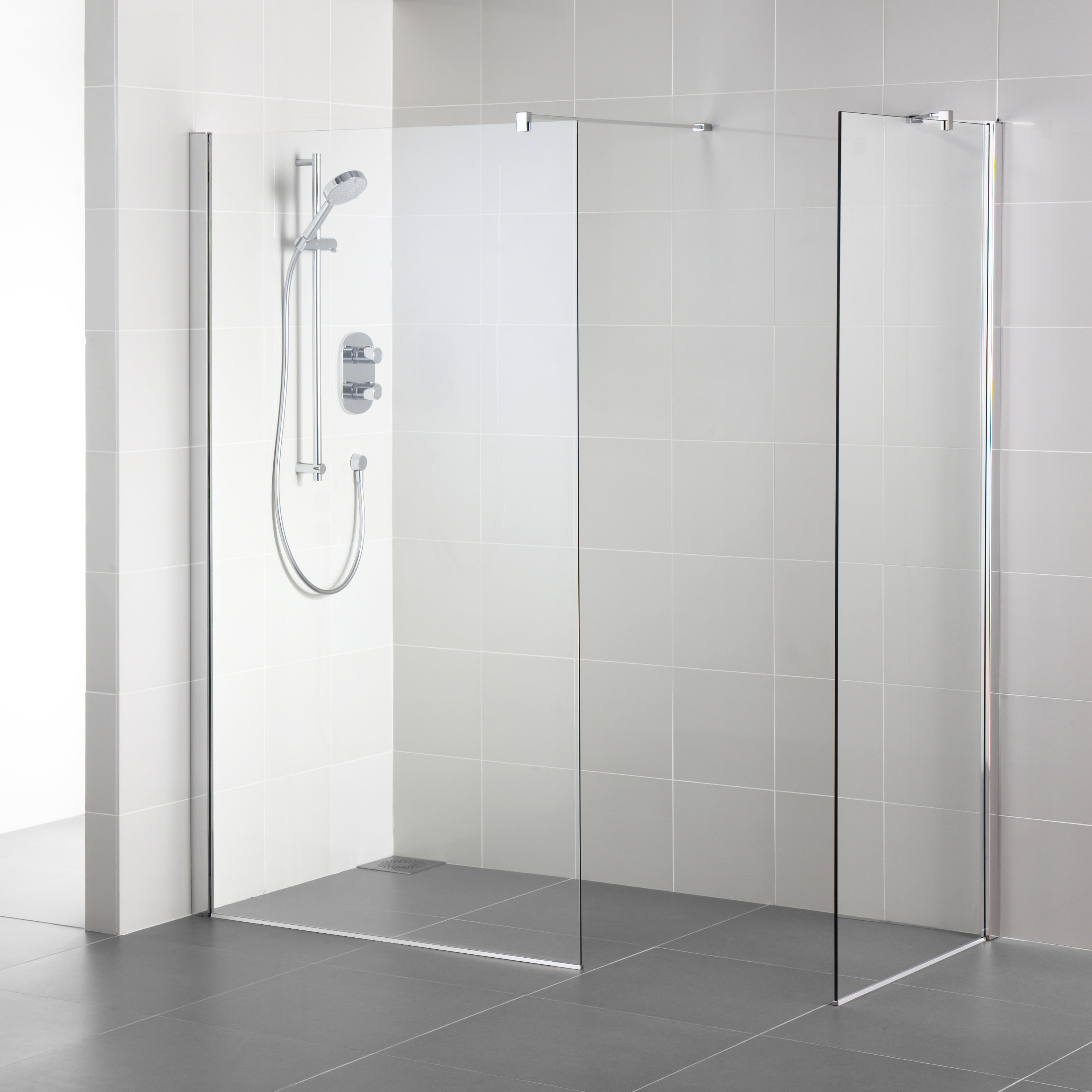 ... Ideal Standard Synergy Wetroom Panel 1000mm - L6224EO