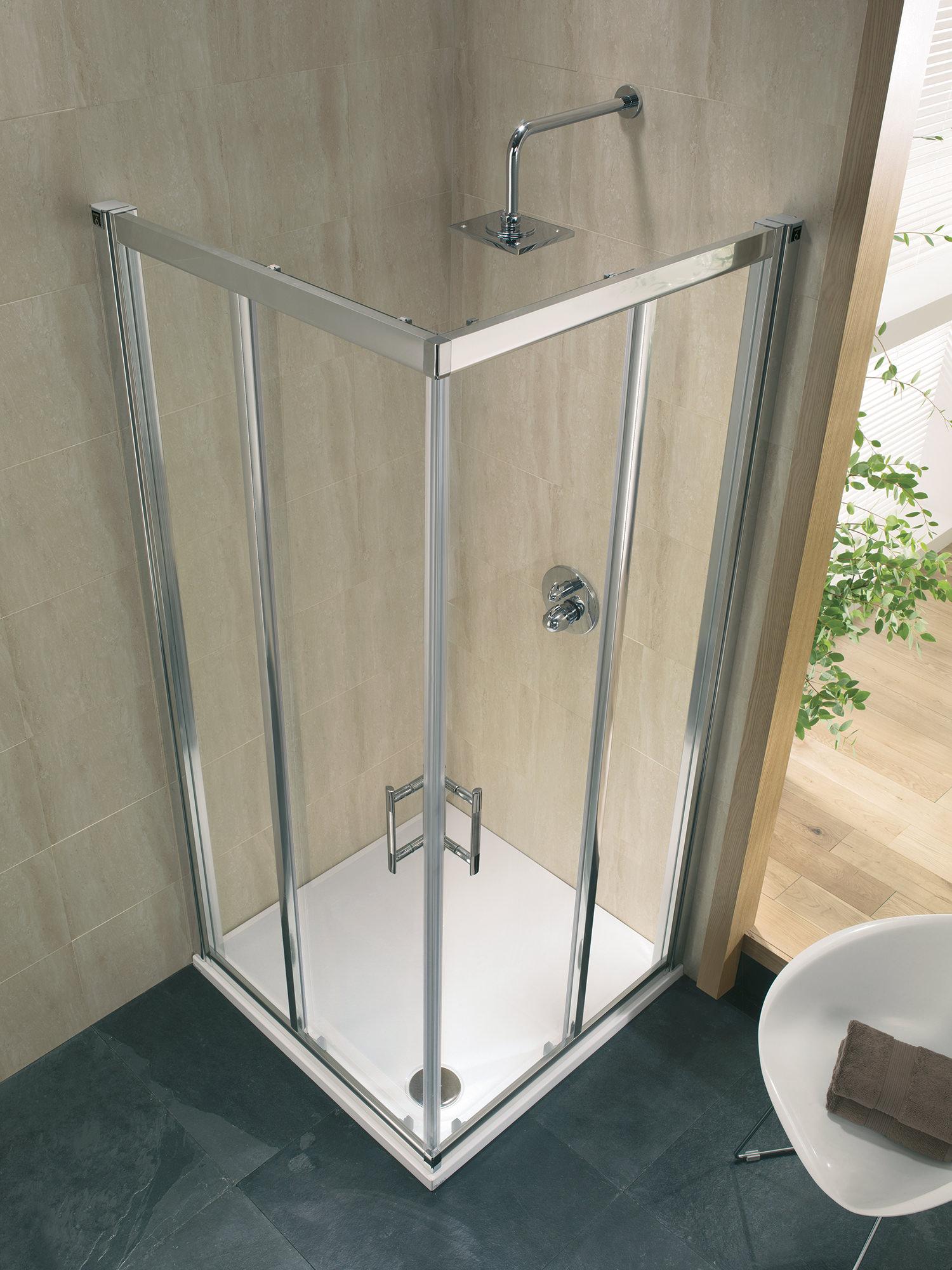 Twyford Shower Doors Twyford Geo6 Bi Fold Shower