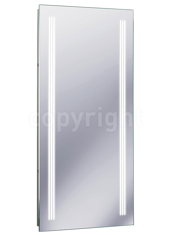 Bauhaus Solo Back Lit Mirror 425 x 800mm - MF8042A+