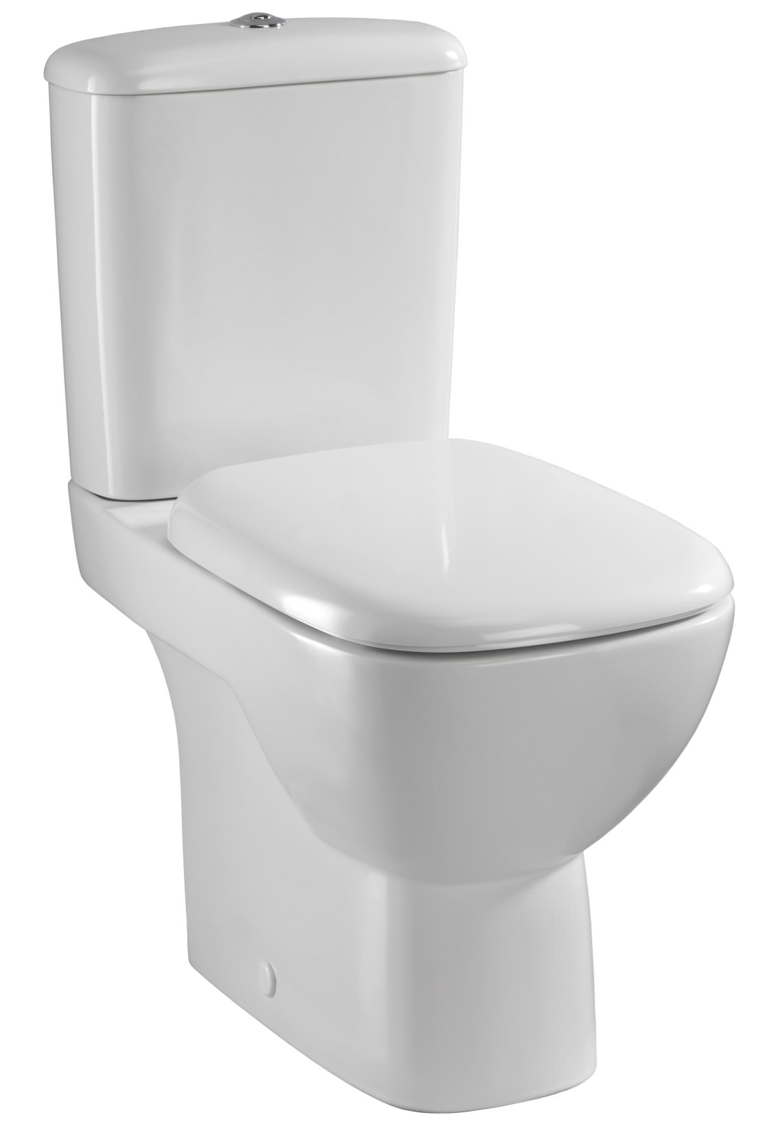 Twyford Moda Flushwise Close Coupled Wc Pan 640mm And