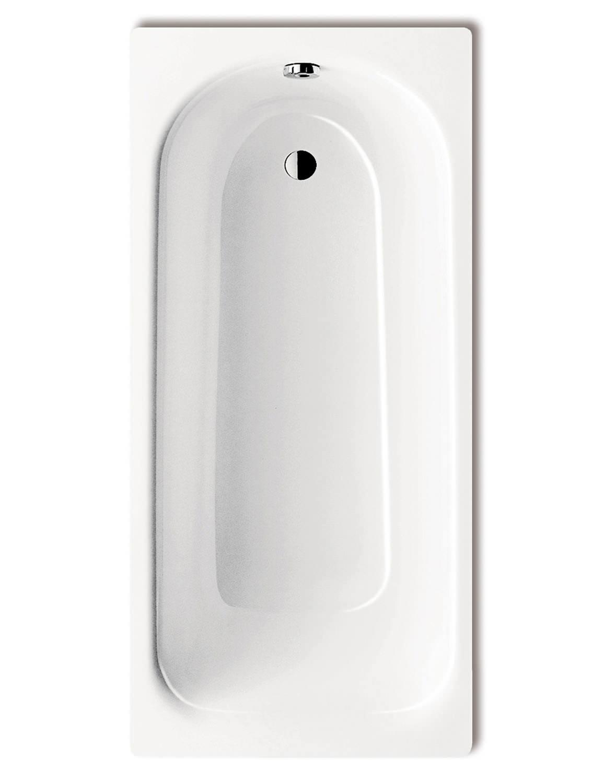 kaldewei saniform plus 362 1 steel bath 1600 x 700mm 0 tap hole. Black Bedroom Furniture Sets. Home Design Ideas