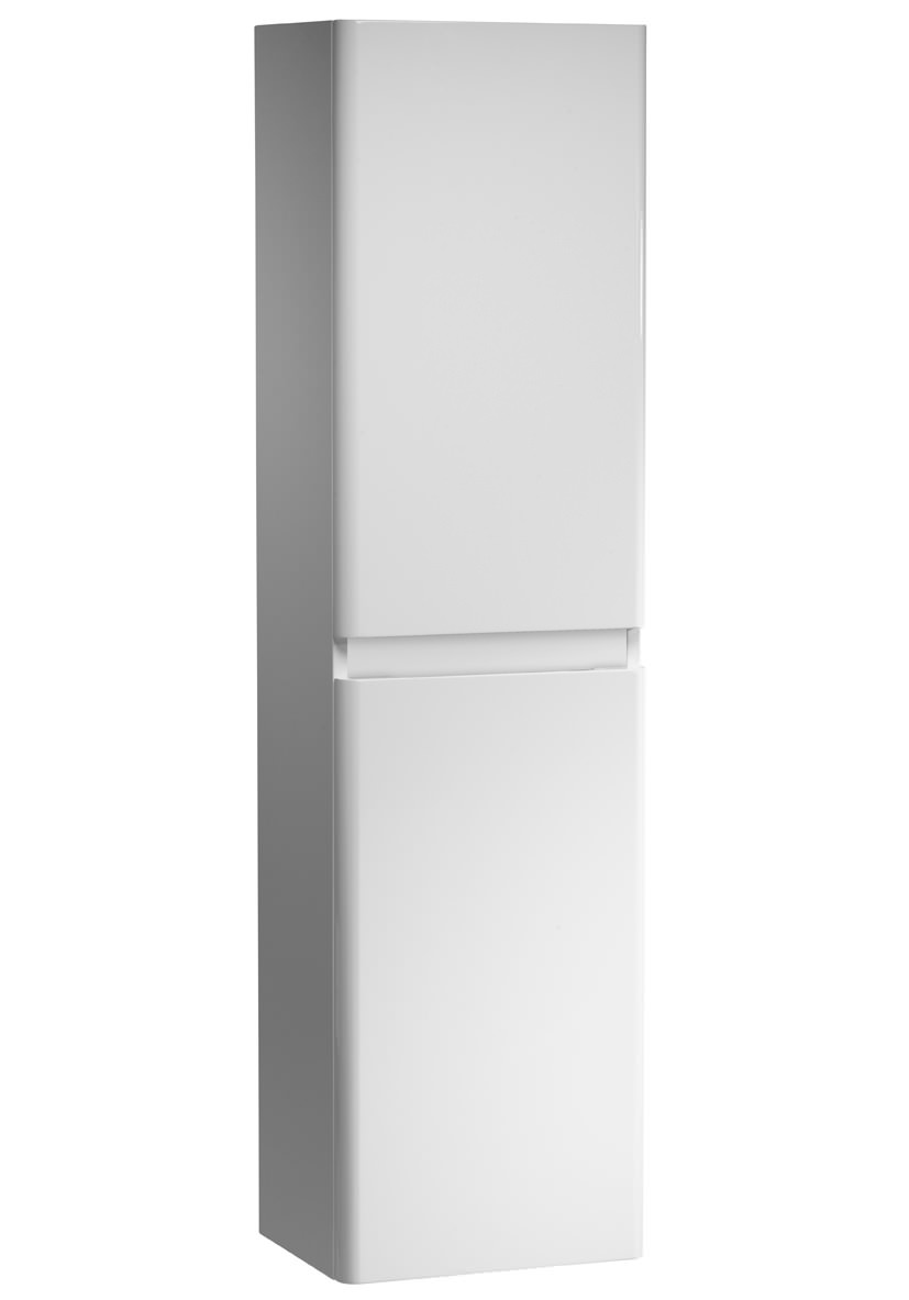 Tavistock Equate 300mm White Tall Storage Unit Eq3cw