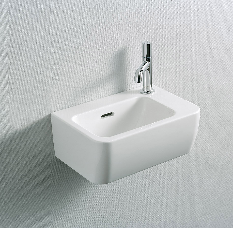 Uncategorized Smallest Hand Basin laufen pro a 360 x 250mm small washbasin with 1 tap hole 8 1695 hole