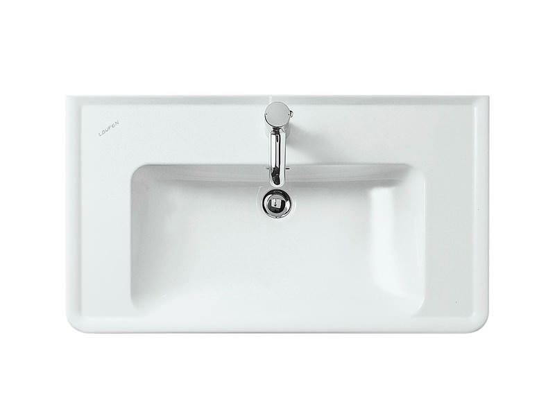 Laufen Pro A 850 X 480mm Countertop Washbasin 8 1395 6