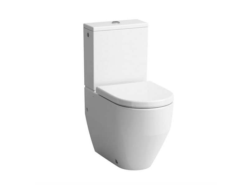 laufen pro fully back to wall white wc pan. Black Bedroom Furniture Sets. Home Design Ideas
