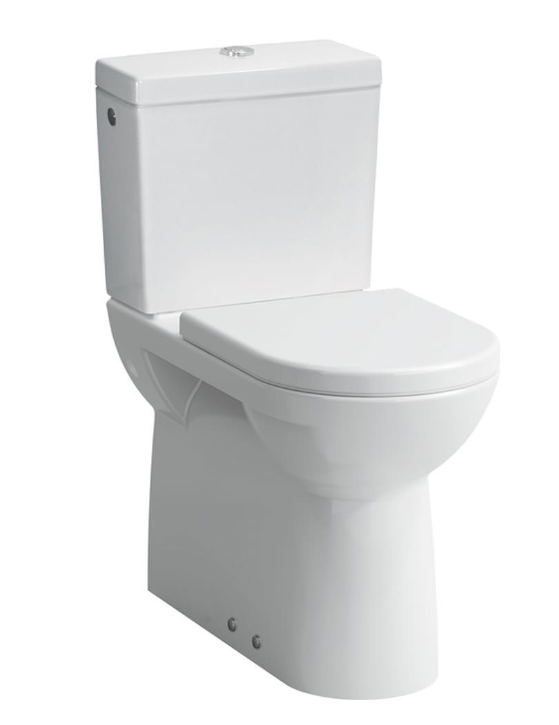 laufen pro raised fully back to wall wc pan 24955wh. Black Bedroom Furniture Sets. Home Design Ideas