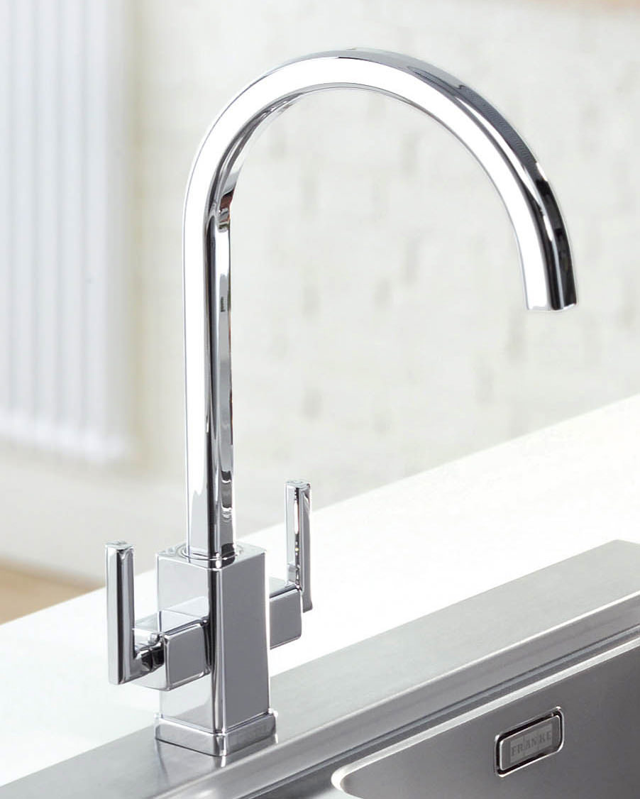 franke mythos mtx kitchen sink mixer tap chrome. Black Bedroom Furniture Sets. Home Design Ideas