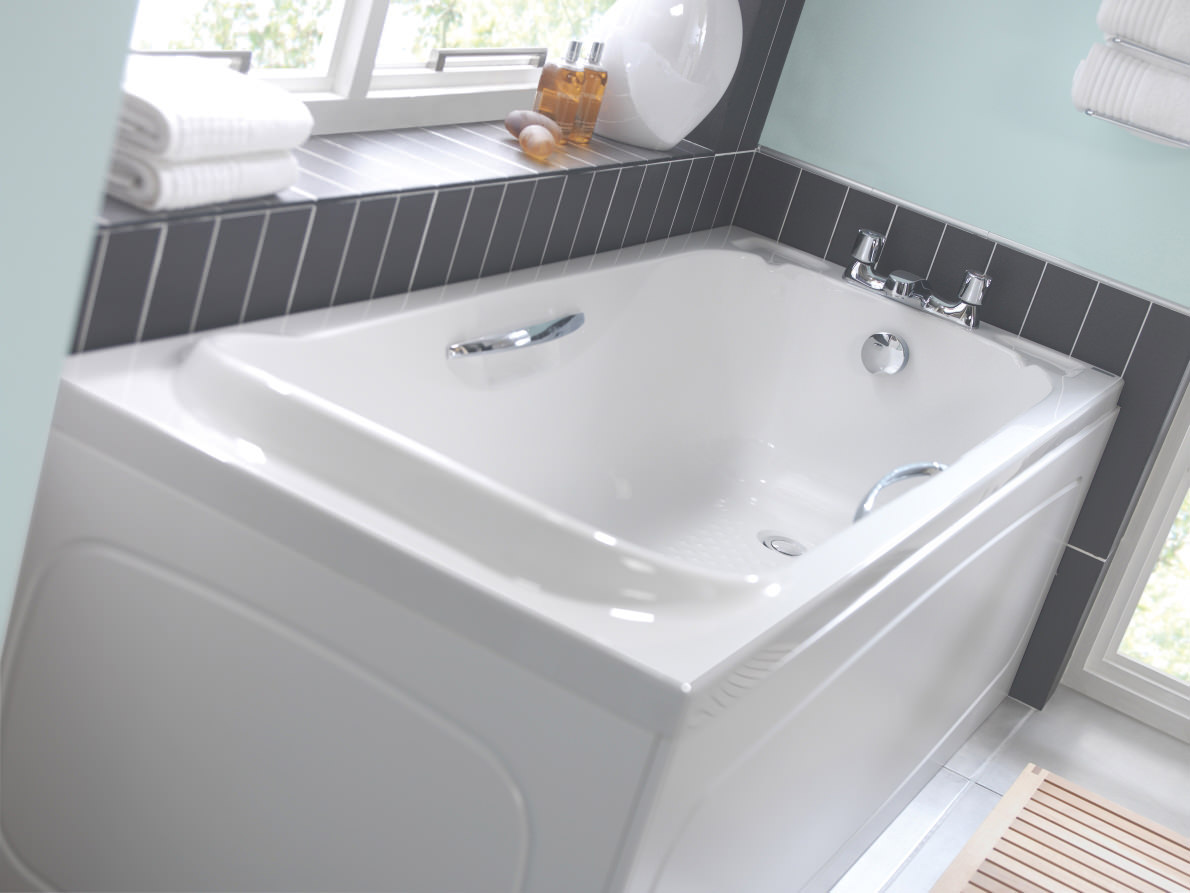 image idealstandard details standard tub without cm cutout grips rectangular product ideal bathtub legset