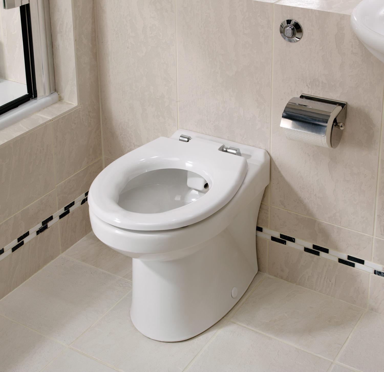 BRAND NEW SA1738WH Twyford Sola Wall Hung Rimless Toilet Pan