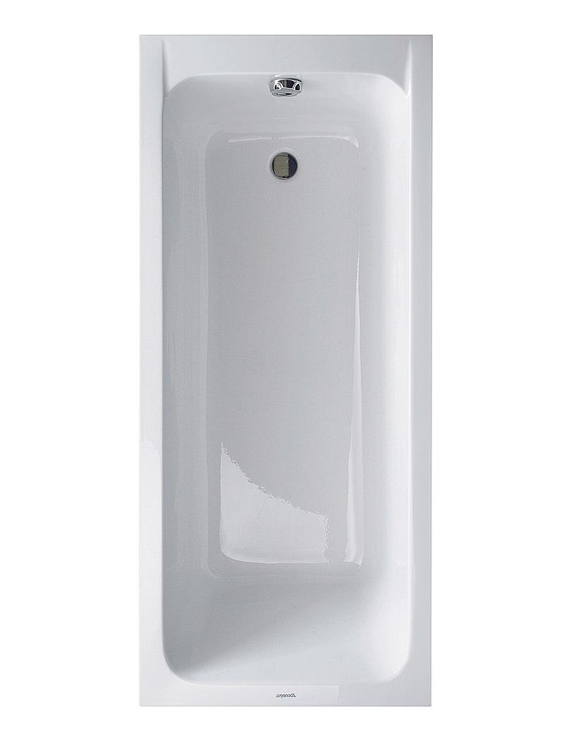 duravit d code 1700x700mm bath with support frame outlet. Black Bedroom Furniture Sets. Home Design Ideas