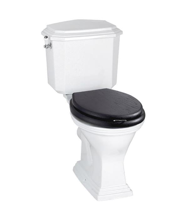 Imperial astoria deco wc pan and closed coupled cistern ad1wc01030 for Wc deco modern