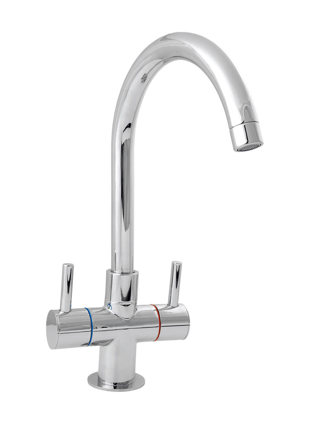 Deva Metropolis Mono Sink Mixer Tap Met172