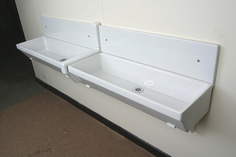 Twyford Washing Trough 1000 X 390 X 200mm Fc2350wh