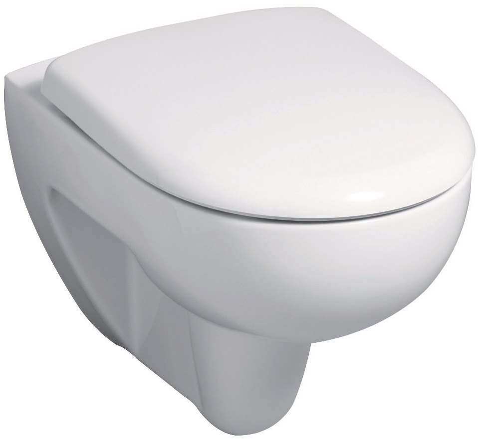 Twyford Galerie Wall Hung Wc Pan 540mm Gn1718wh