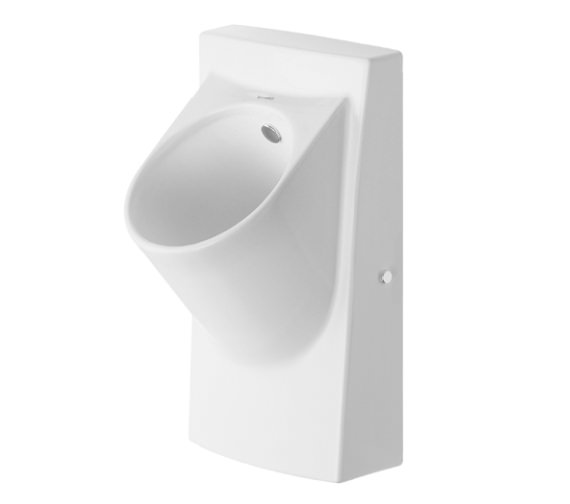 Duravit architec battery operated electronic urinal 380 x for Duravit architec toilet