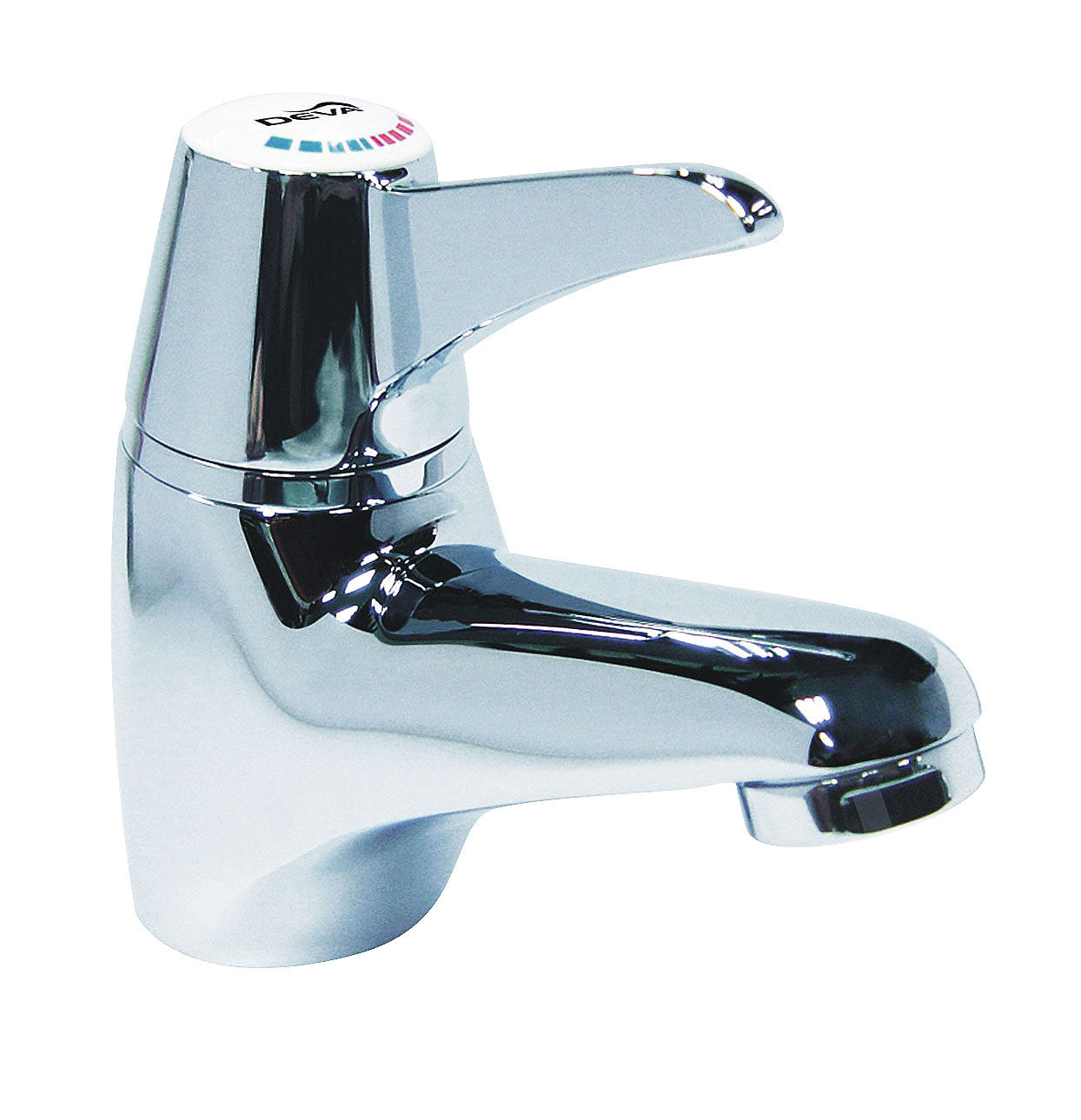 deva thermostatic sequential lever mono basin mixer tap deva thermostatic pillar mounted lever bath shower mixer
