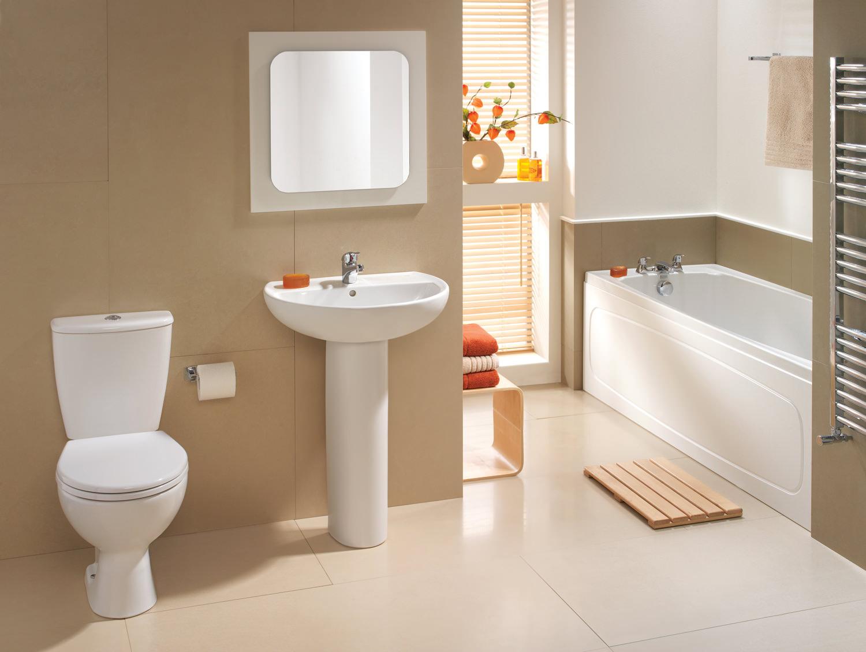 Twyford Alcona White Bathroom Suite