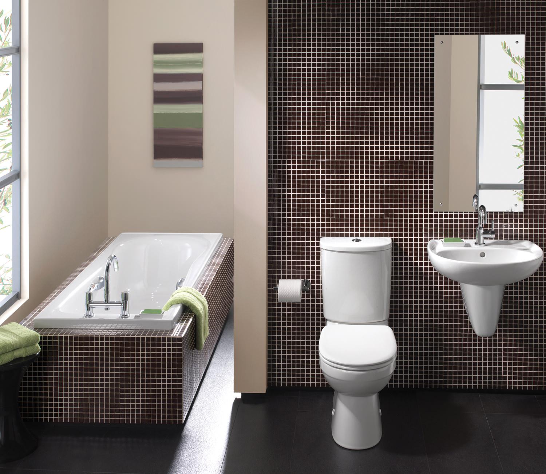 Twyford Galerie Bathroom Suite Gn8550wh