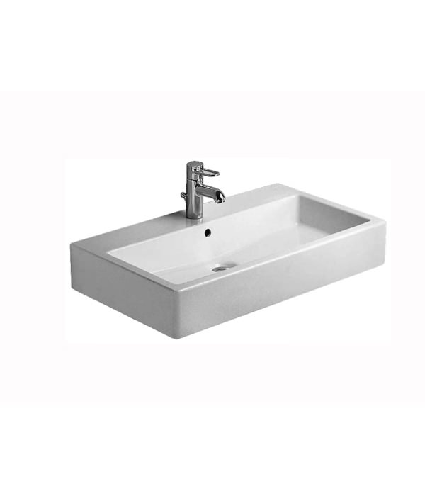 sink faucet kitchen duravit fogo 750mm vanity unit with 800mm vero basin 14906