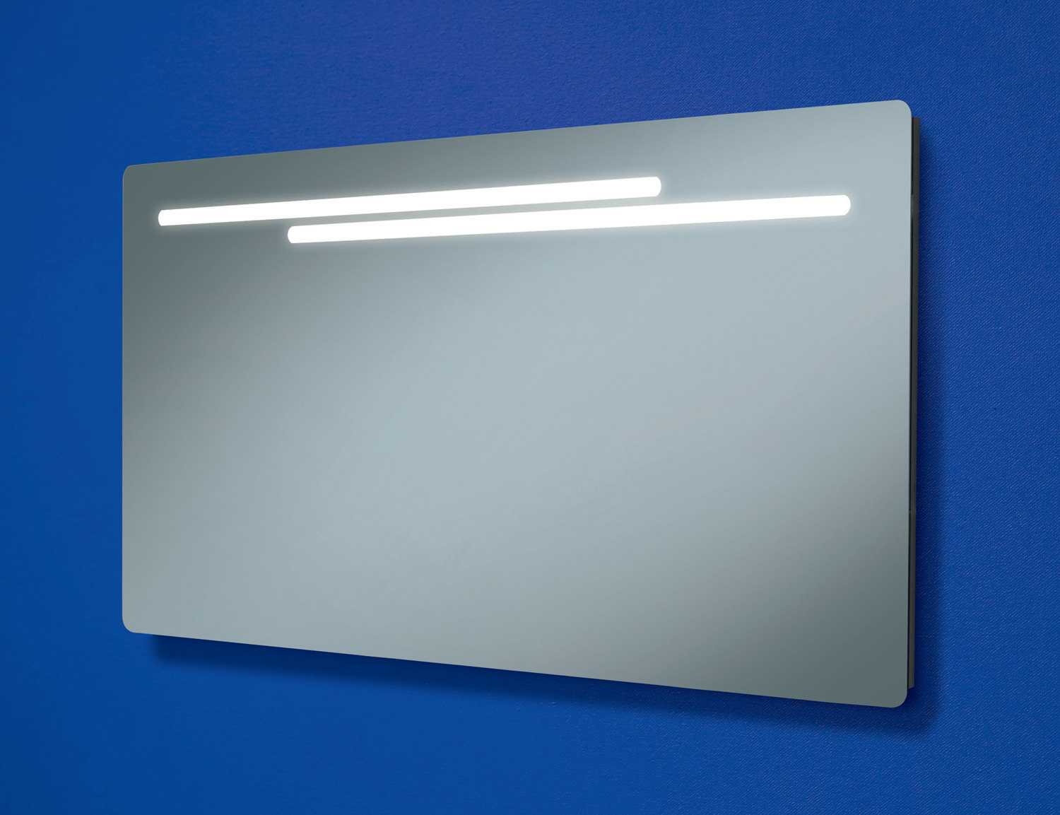 HIB Maxi Back Lit Steam Free Mirror 1200 X 600mm