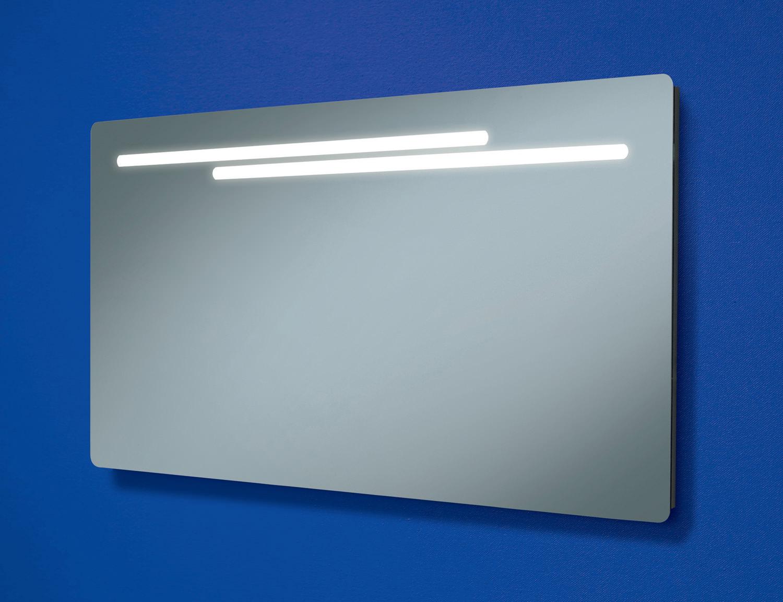 HIB Maxi Back Lit Steam Free Mirror 1200 X 600mm