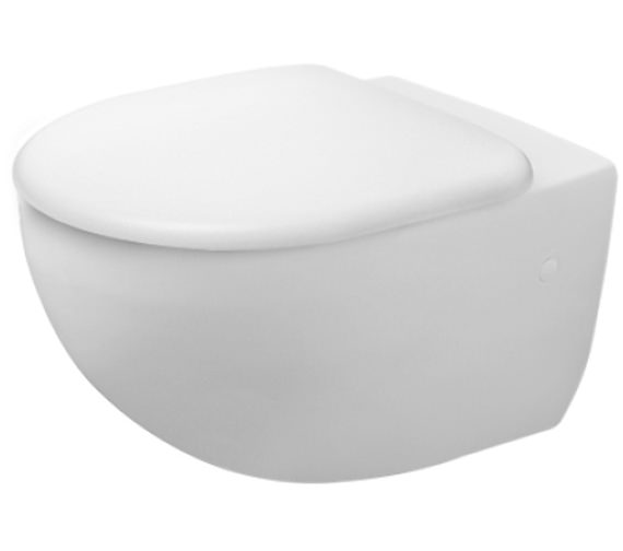 duravit architec wall mounted toilet 365 x 575mm 2546090064
