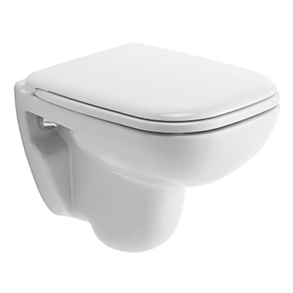Duravit D Code 350x480mm Compact Wall Mounted Toilet