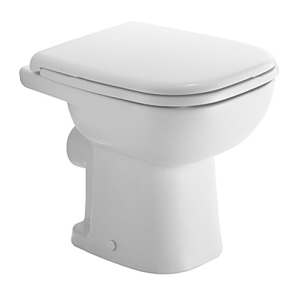 duravit dcode 350 x 480mm toilet
