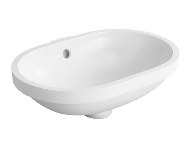 duravit bathroom foster 430 x 280mm vanity basin - Duravit Sink