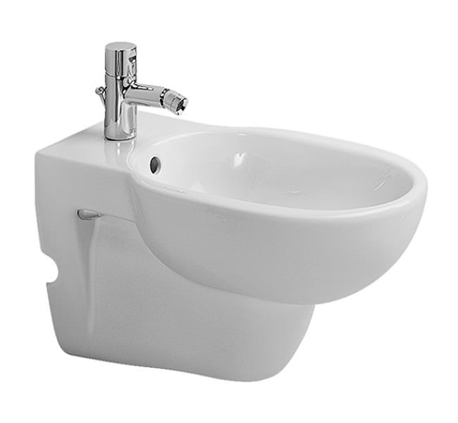 duravit bathroom foster 360 x 570mm wall mounted bidet. Black Bedroom Furniture Sets. Home Design Ideas