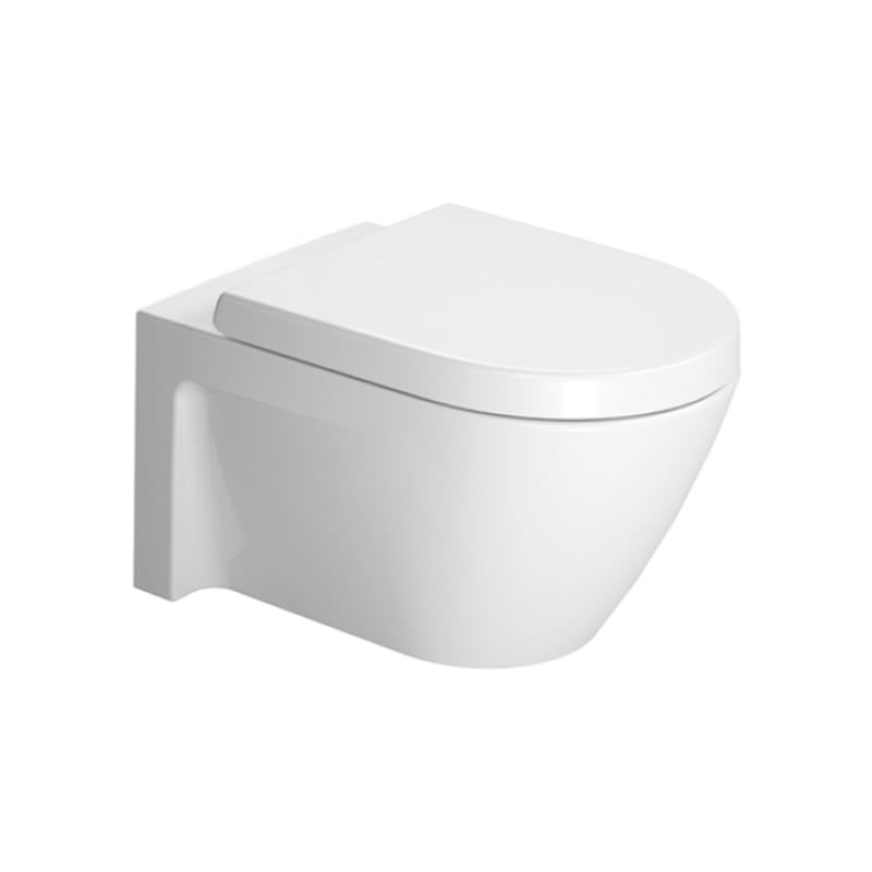 Duravit Starck 2 Wall Mounted Toilet 540mm - 2534090000