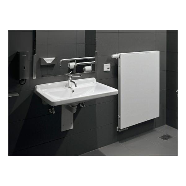 duravit starck 3 washbasin 700mm x 545mm 0312700000. Black Bedroom Furniture Sets. Home Design Ideas