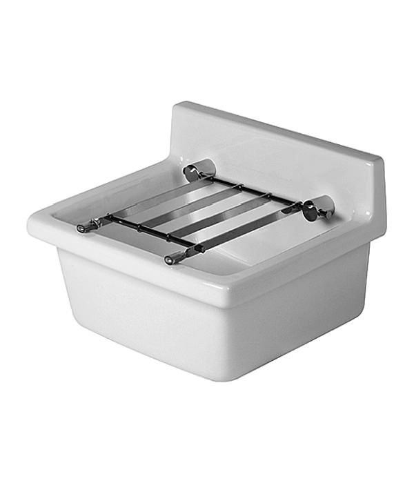 duravit starck 3 utility basin 480mm with optional grid. Black Bedroom Furniture Sets. Home Design Ideas