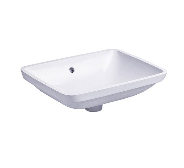 starck 3 vanity undercounter basin with overflow 530 x. Black Bedroom Furniture Sets. Home Design Ideas