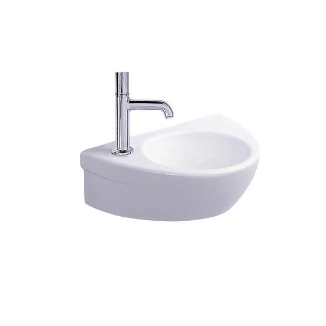 Duravit Starck 2 Hand Rinse Basin 380mm x 260mm - 076138