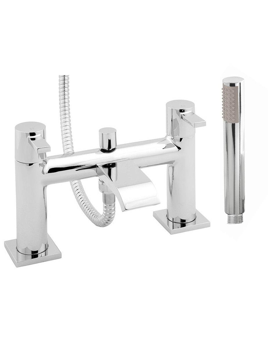 Bath Taps: Deva Linx Deck Mounted Bath Shower Mixer Tap