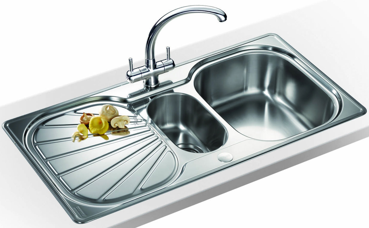 Franke Erica Propack EUX 651 Stainless Steel Kitchen Sink And Tap ...