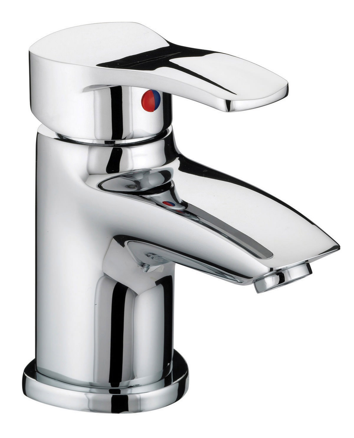 Bristan Capri Basin Mixer Tap With Pop Up Waste Cap Bas C