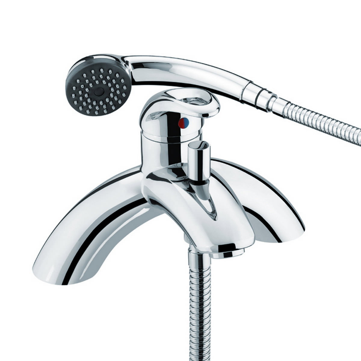 bristan java bath shower mixer tap with kit j slpbsm c. Black Bedroom Furniture Sets. Home Design Ideas