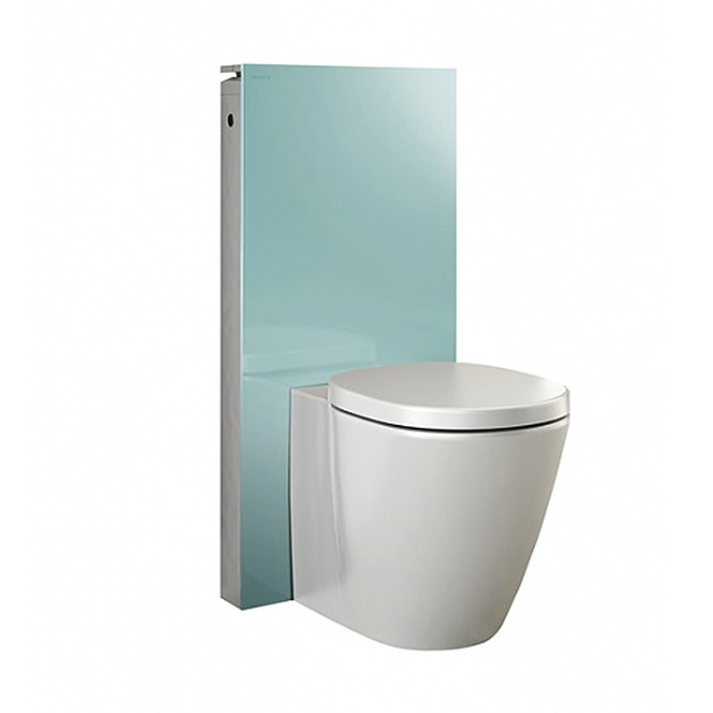 geberit mint monolith for floor standing wc mint glass. Black Bedroom Furniture Sets. Home Design Ideas