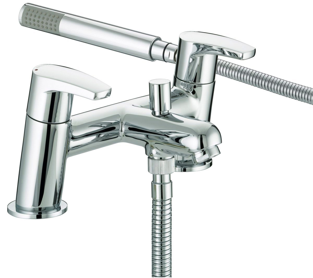 orta bath shower mixer tap or bsm c bristan orta bath shower mixer tap or bsm c