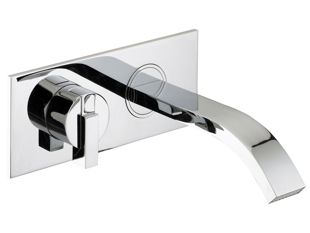 Bristan Chill Wall Mounted Bath Filler Tap Chrome   CL WMBF C
