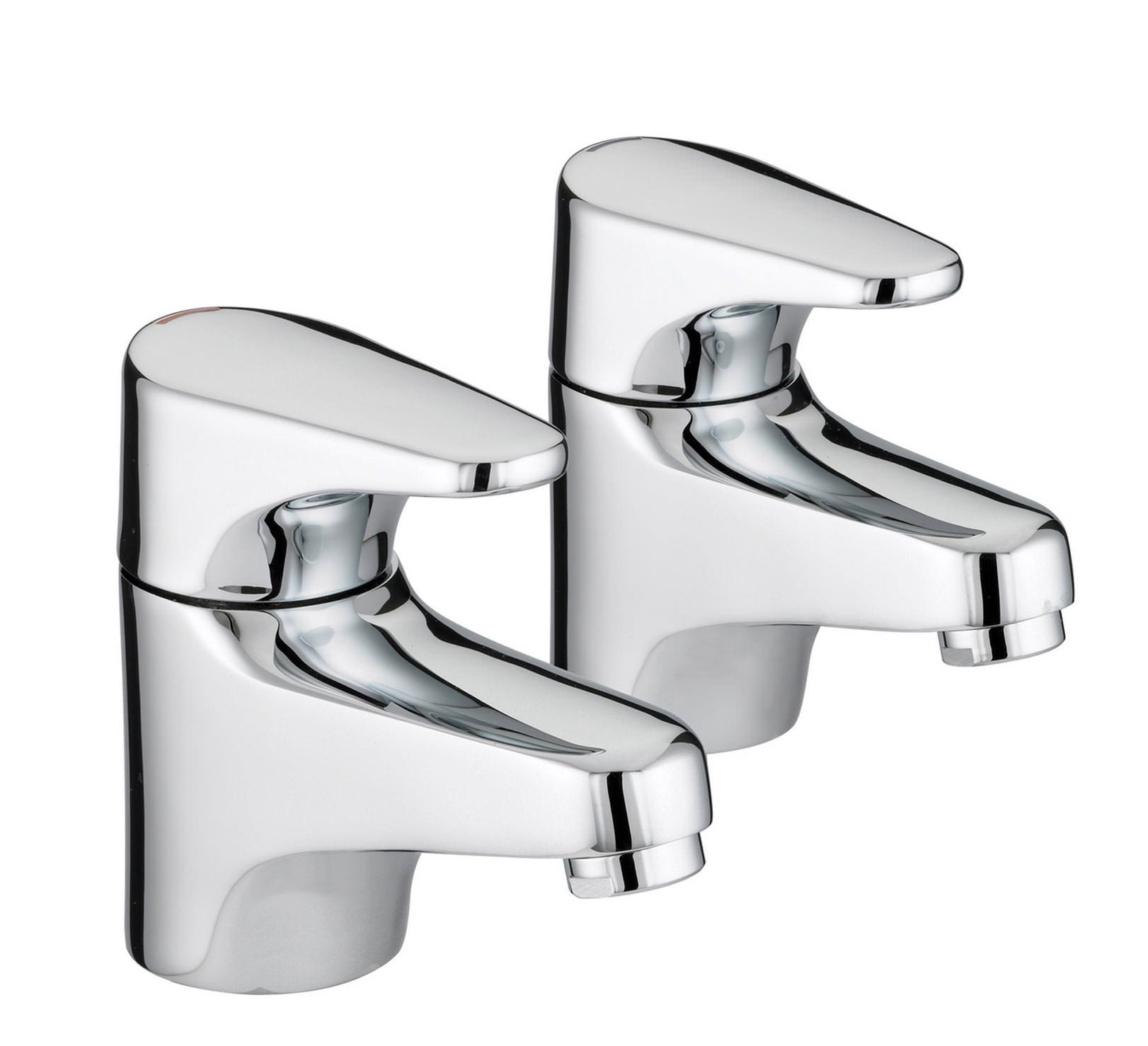 Bristan Jute Bath Taps - JU 3-4 C