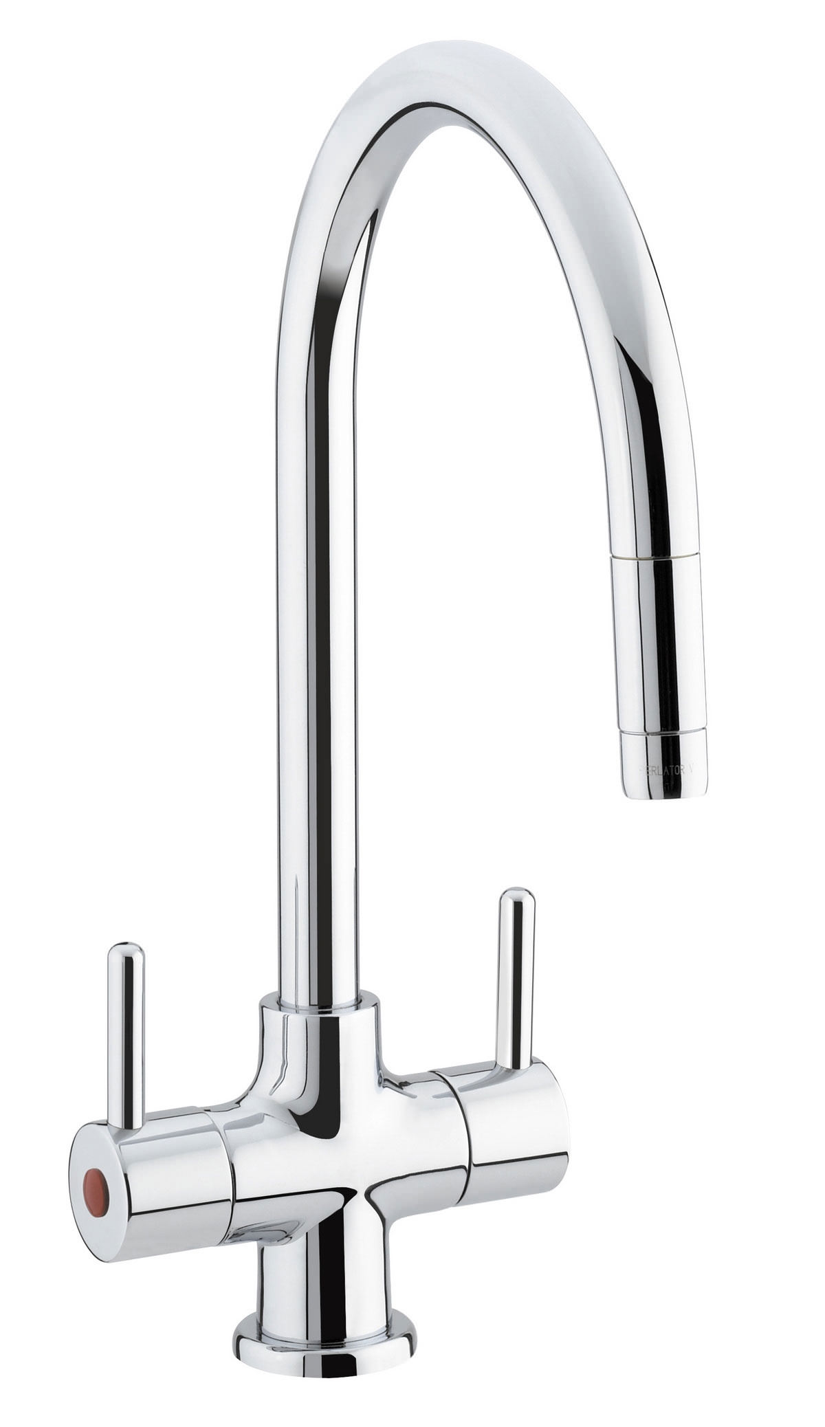 monobloc mixer taps kitchen sink bristan beeline chrome kitchen sink mixer tap with pull 9289