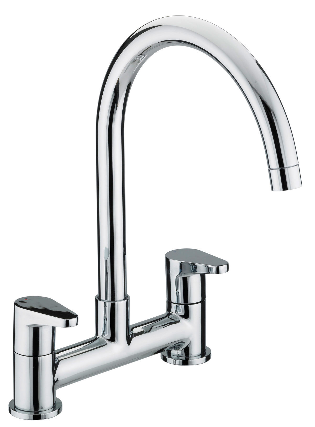 Bristan Quest Deck Kitchen Sink Mixer Tap - QST DSM C
